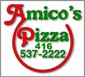 Amico's Pizza Italian Pizza Restaurant Downtown Toronto
