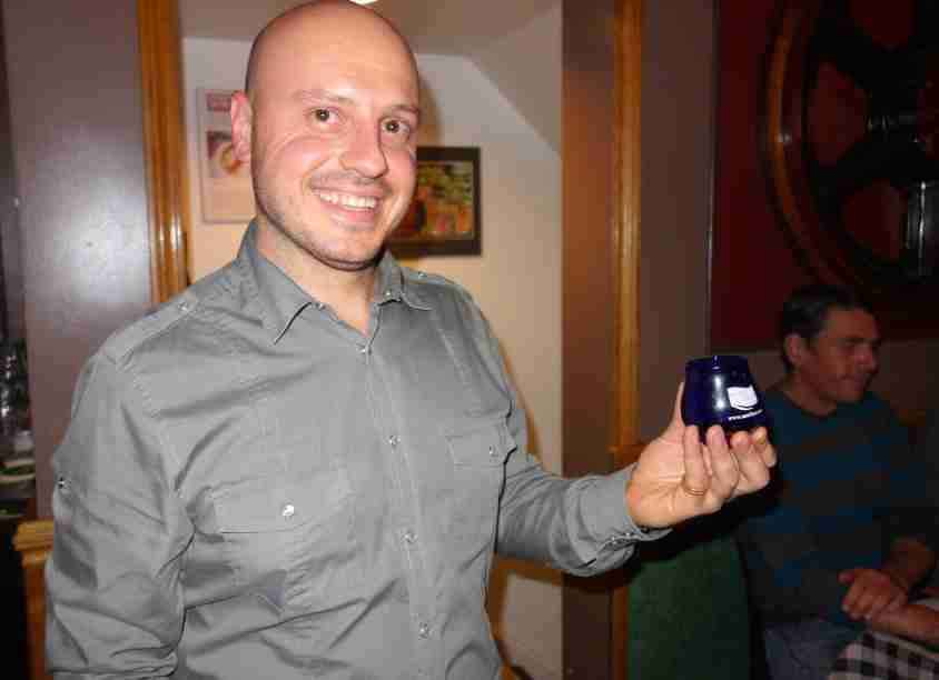 Andelo Tramonto - olive oil importer