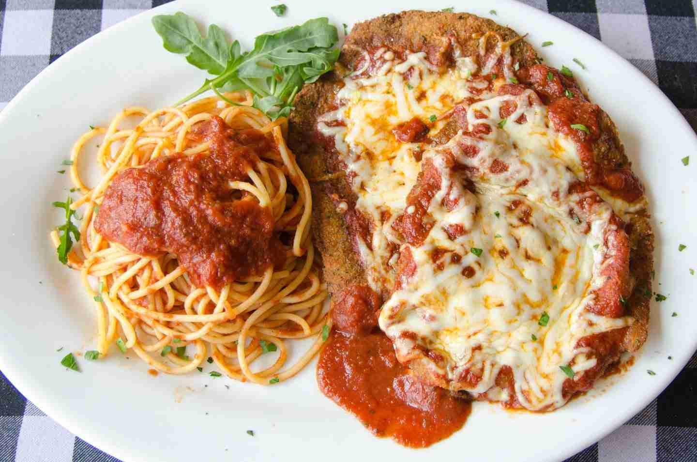 Amicos Pizza Italian Restaurant - Dishes
