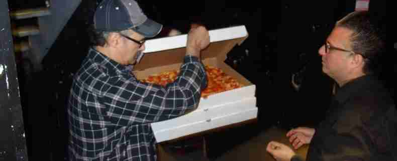 healthy pizza for athletes in Toronto