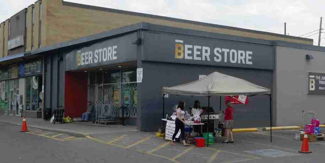 help fight leukemia at The Beer Store